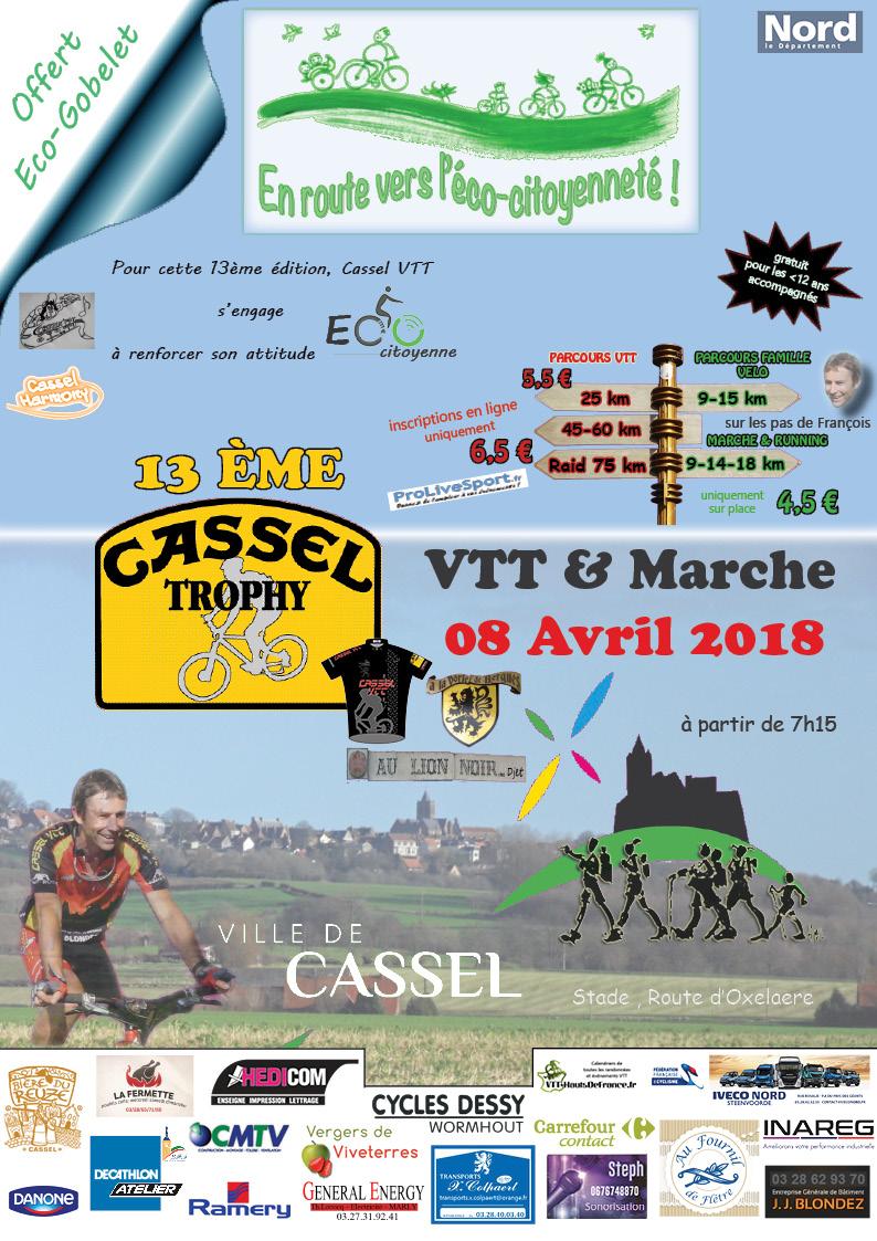 Chronométrage Open VTT beachrace Berck sur Mer FFC Nord Pas de Calais 2017 + suivi live + impression plaques et dossards